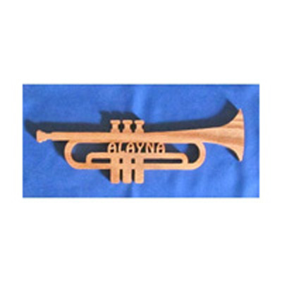 Personalized Trumpet